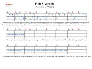 Fish & Whistle