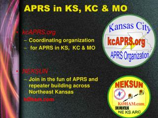APRS in KS, KC & MO