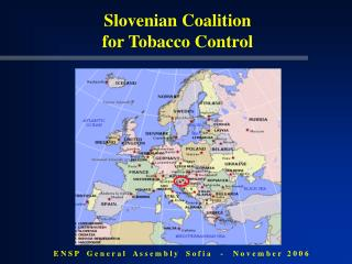 Slovenian Coalition  for Tobacco Control