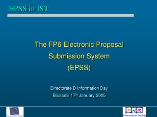 EPSS in IST