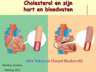 Cholesterol en zijn  hart en bloedvaten