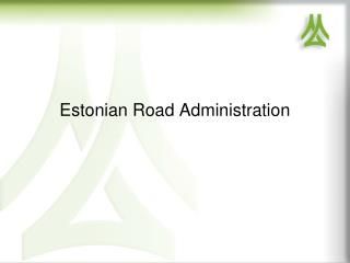 Estonian Road Administration