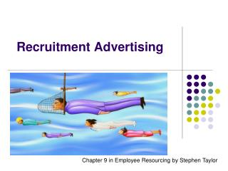 Recruitment Advertising
