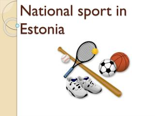 National  sport  in Estonia
