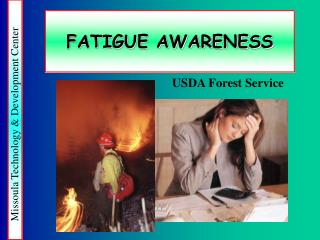 FATIGUE AWARENESS