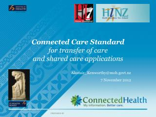 Connected Care Standard for transfer of care and shared care applications