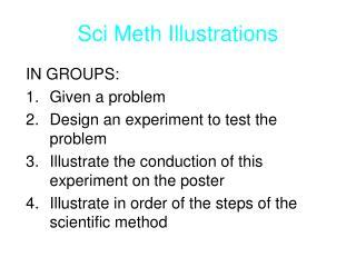 Sci Meth Illustrations