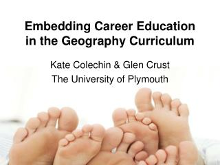 Embedding Career Education in the Geography Curriculum