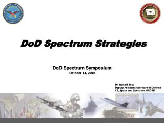 DoD  Spectrum Strategies