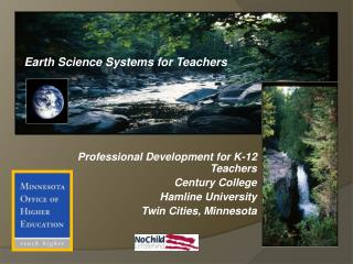 Professional Development for K-12 Teachers Century College Hamline University
