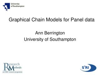 Graphical Chain Models for Panel data