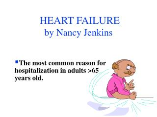 HEART FAILURE by Nancy Jenkins