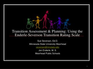 Transition Assessment & Planning: Using the Enderle-Severson Transition Rating Scale