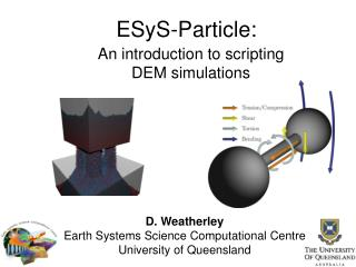 ESyS-Particle: