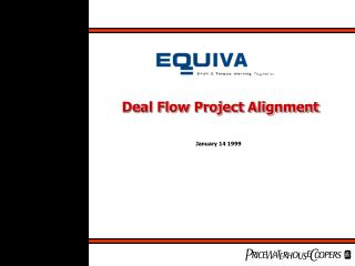 Deal Flow Project Alignment