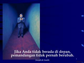 Created by  Didiet D.Laksmana TE&D/2002
