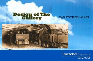 Design of The Gallery