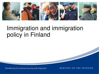 Immigration and immigration policy in Finland