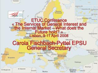 European Federation of Public Service Unions