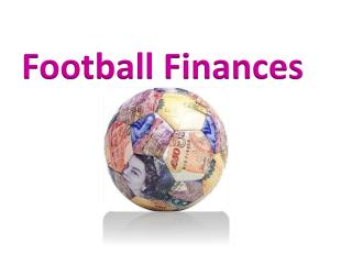 Football Finances