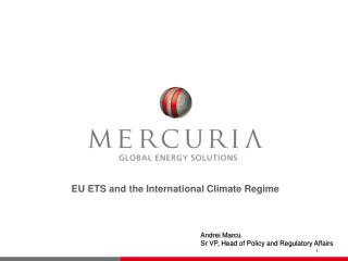 EU ETS and the International Climate Regime