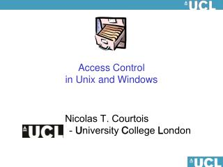 Access Control in Unix and Windows