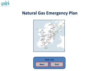 Natural Gas Emergency Plan