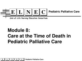 Pediatric Dying and Death