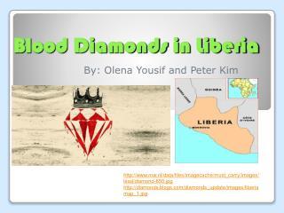 Blood Diamonds in Liberia
