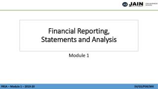 Segment Reporting  IGAAP