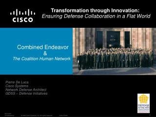 Combined Endeavor 		  & The Coalition Human Network