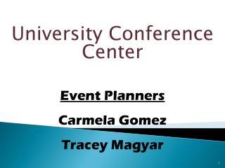 University Conference Center