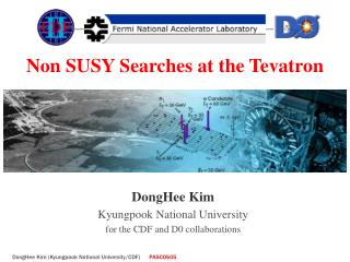 Non SUSY Searches at the Tevatron