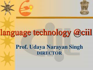 Language technology ciil