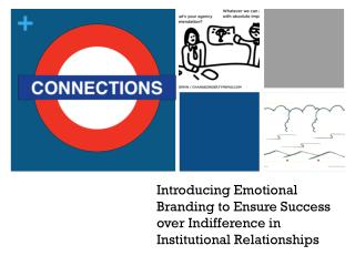 Introducing Emotional Branding to Ensure Success over Indifference in Institutional Relationships