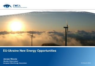EU-Ukraine New Energy Opportunities