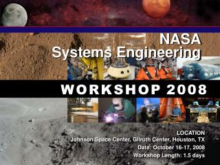 NASA Systems Engineering