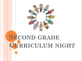 Second grade Curriculum night
