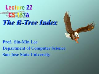 The B-Tree Index