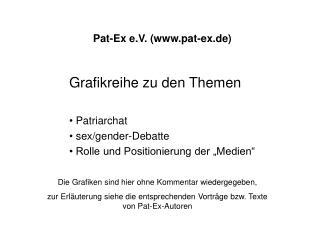 Pat-Ex e.V. (pat-ex.de)