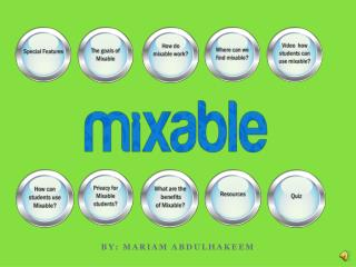 mixable