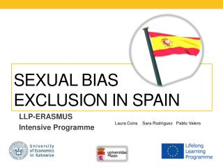 SEXUAL BIAS EXCLUSION IN SPAIN