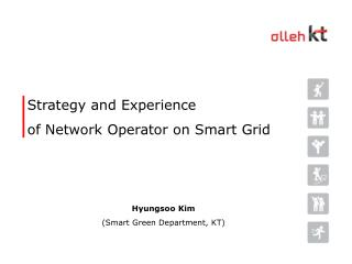 Strategy and Experience  of Network Operator on Smart Grid