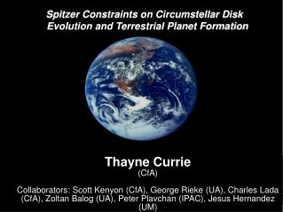 Spitzer Constraints on Circumstellar Disk Evolution and Terrestrial Planet Formation