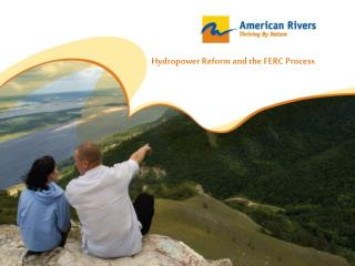 Hydropower Reform and the FERC Process