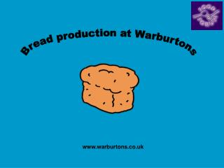 Bread production at Warburtons