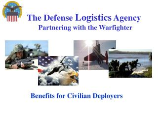 The Defense  Logistics  Agency