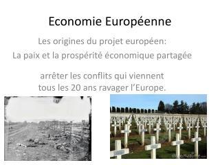 Economie Européenne