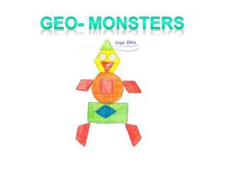 Geo- Monsters