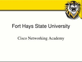 Fort Hays State University